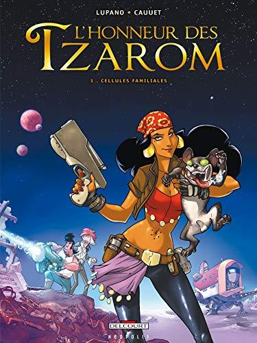 9782756013701: L'Honneur des Tzarom, Tome 1 (French Edition)