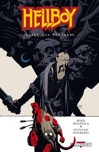 9782756014173: Hellboy, Tome 9 : L'Appel des ténèbres