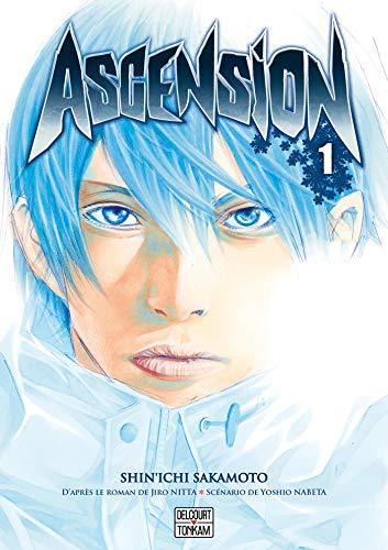 9782756016641: Ascension T01 (DEL.SHONEN) (French Edition)
