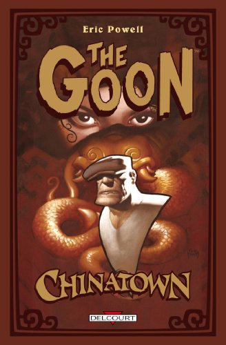 9782756017228: The Goon, Tome 6 : Chinatown et le myst�rieux Monsieur Wicker