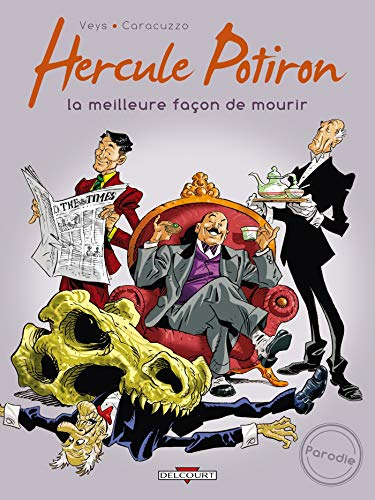 9782756018867: Hercule Potiron, Tome 1 (French Edition)