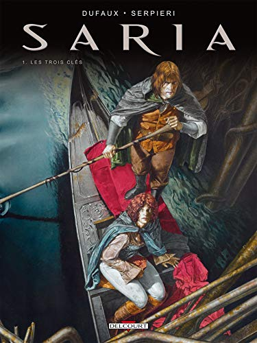 9782756018942: Saria T01: Les trois clefs