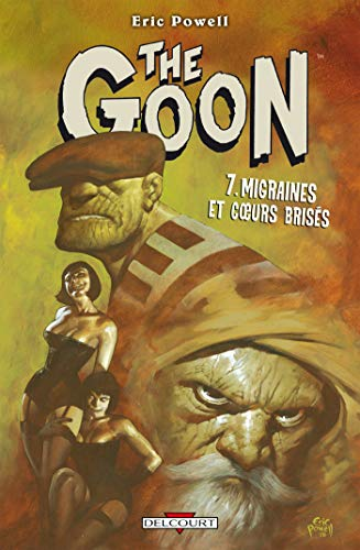 The Goon, Tome 7 (French Edition) (2756020516) by Eric Powell