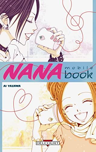9782756020525: Nana Mobile Book (DEL.SHOJO)