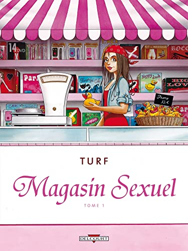 9782756020969: Magasin sexuel T01