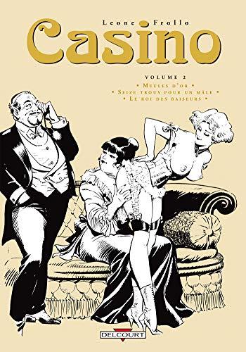 9782756021393: Casino T02 (DELC.EROTIX) (French Edition)