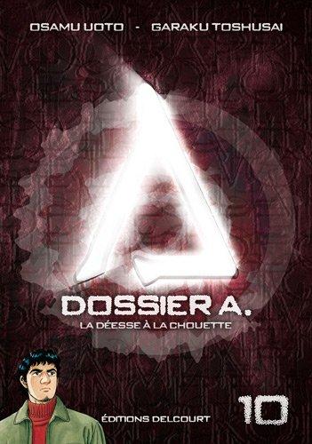 DOSSIER A T.10: UOTO OSAMU