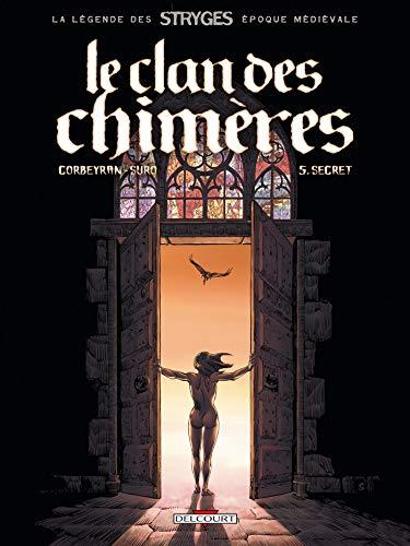 9782756023304: Le clan des cihim�res T05 Secret (r��dition)