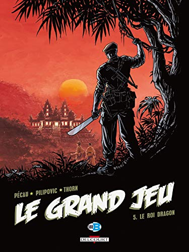 9782756024431: le grand jeu t.5 ; le roi dragon