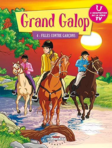 9782756024530: Grand Galop, Tome 4 (French Edition)