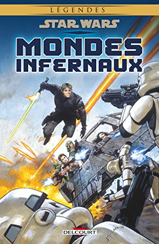 9782756025117: Star Wars - Mondes infernaux
