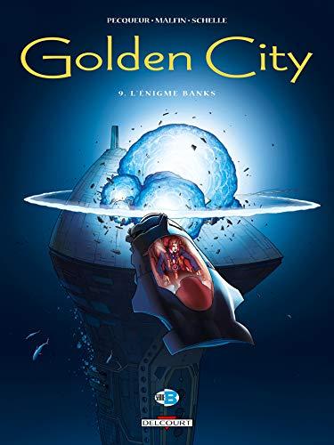 9782756025186: Golden City T09 L'énigme Banks