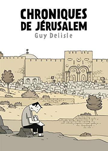 9782756025698: chroniques de Jérusalem