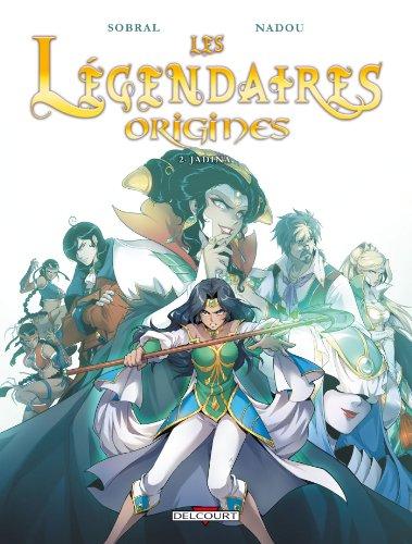 9782756027975: Les L�gendaires - Origines T2 - Jadina (Jeunesse)