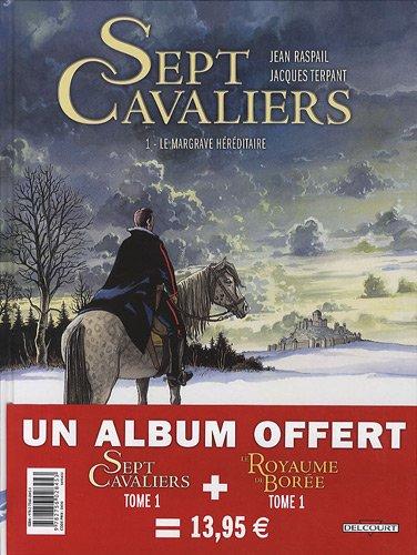 9782756028453: Col. pack 2 7 caval + Roy (1 payant + 1 gratuit)