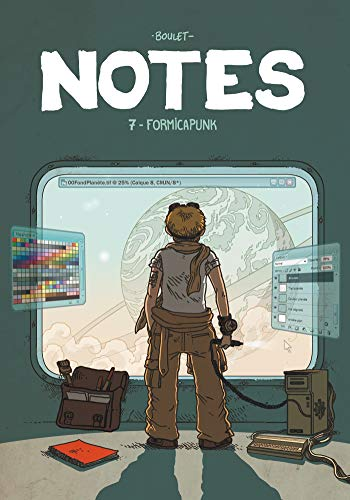 9782756031309: Notes, Tome 7 : Formicapunk