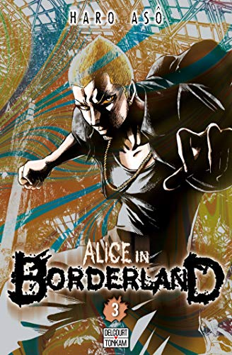 9782756037059: Alice in Borderland T3