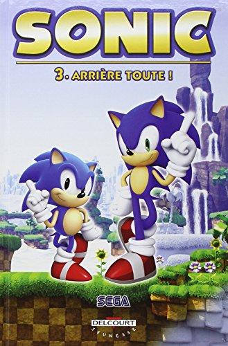 9782756039220: Sonic T3 - Arrière toute !