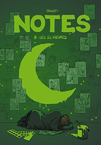 9782756041698: Notes T08: Les 24 heures