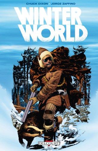 9782756042039: Winterworld (Contrebande)
