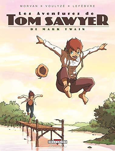 AVENTURES DE TOM SAWYER, DE MARK TWAIN (LES), INTÉGRALE: MORVAN JEAN-DAVID
