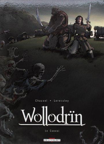 9782756049601: Wollodrin T04 Etui jaquette T03 et T04 (DELC.TER.LEGEND)