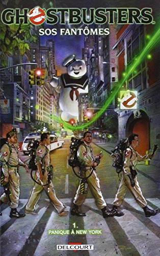 9782756050201: Ghostbusters T1 - Panique à New York (Contrebande)