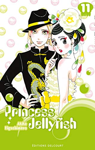 9782756051475: Princess Jellyfish T11
