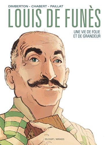9782756052342: Louis de Funès, une vie de folie et de grandeur (Mirages)