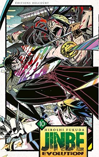 JINBE EVOLUTION T.10: FUKUDA HIROSHI