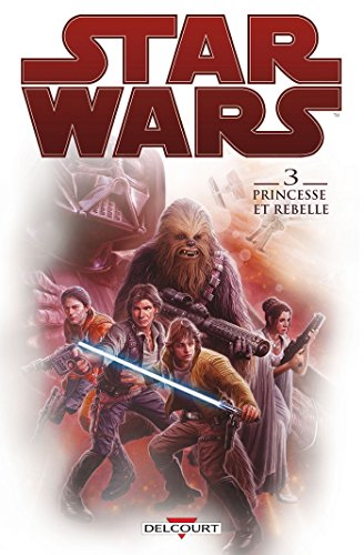 9782756054605: Star Wars, Tome 3 : Une ombre sur l'Empire !
