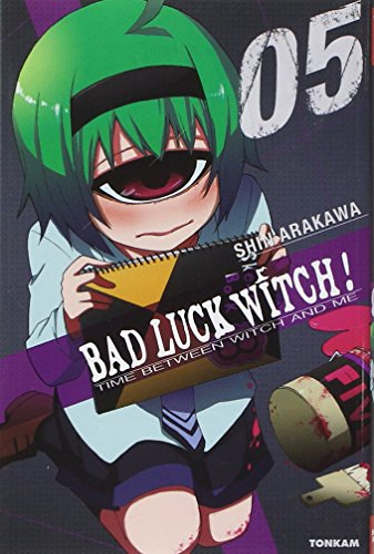 9782756056203: Bad Luck Witch ! T5