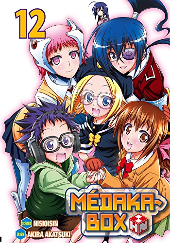 MÉDAKA-BOX T.12: AKATSUKI AKIRA