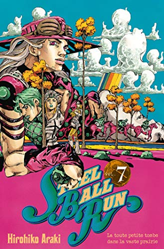 9782756056869: Steel Ball Run, Tome 7