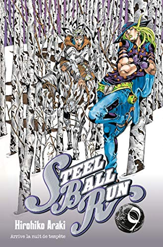 9782756056883: Jojo's bizarre adventure - Saison 7 - Steel Ball Run Vol.9