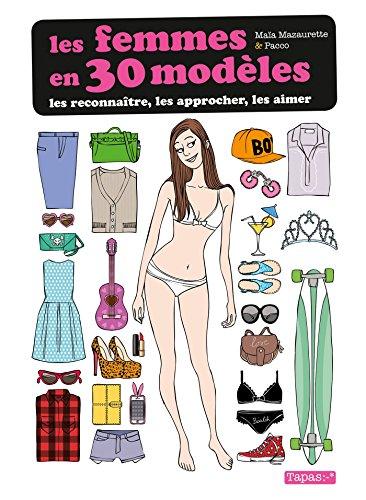 9782756057606: Les Femmes en 30 modèles
