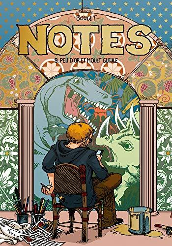 9782756063058: Notes T9 - Peu d'or et moult gueule
