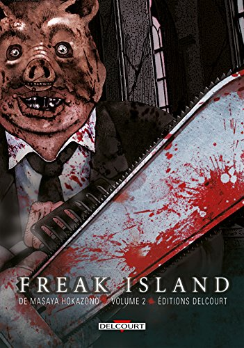 9782756068688: Freak island #02
