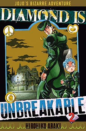 DIAMOND IS UNBREAKABLE T.02: ARAKI HIROHIKO
