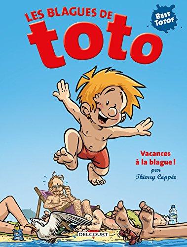 9782756071718: Les blagues de Toto, HS spécial vacances : Avec lunettes D