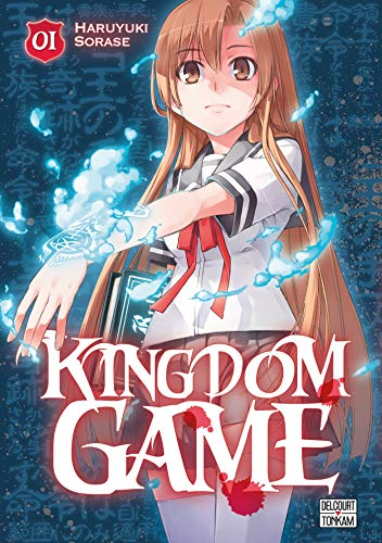 KINGDOM GAME T.01: SORASE HARUYUKI