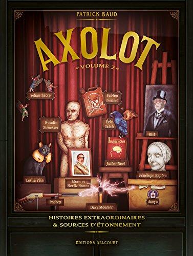 9782756071930: Axolot T02