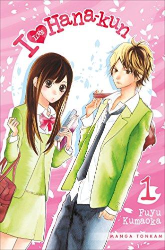 9782756072319: I love Hana-kun #01