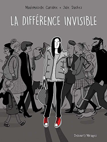 9782756072678: Différence invisible (DELC.MIRAGES)
