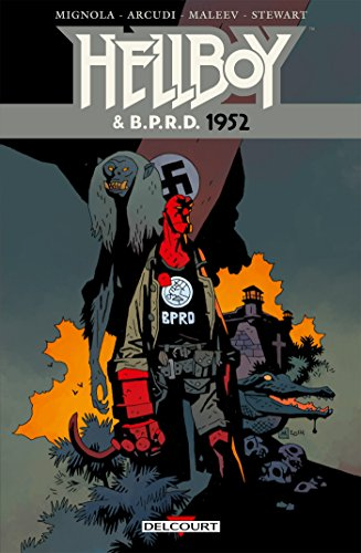9782756077314: Hellboy and BPRD T01: 1952