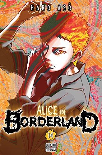 ALICE IN BORDERLAND T.14: ASÔ HARO