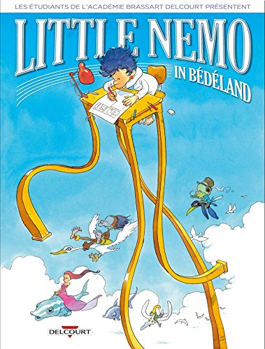 9782756082875: Little Nemo in Bédéland (DELC.HORS COLL.)