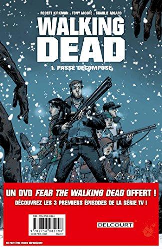 9782756085098: Walking Dead, Tome 1 : Passé décomposé (1DVD)