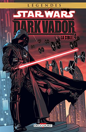 9782756086606: Star Wars - Dark Vador T04