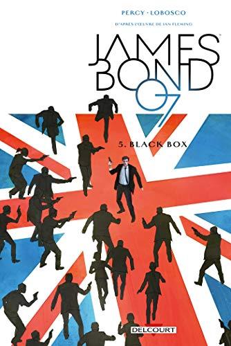 9782756099101: James Bond T05: Black box